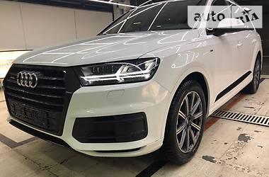 Audi Q7 2018TDI-S-LINE 2017