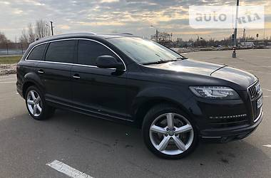 Audi Q7 NAVI DISTRONIK 2011