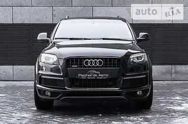 Audi Q7 4.2 TDI  S-Line 2014