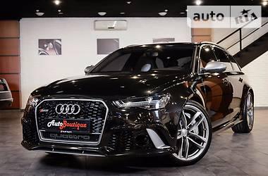 Audi RS6 Perfomance 2016