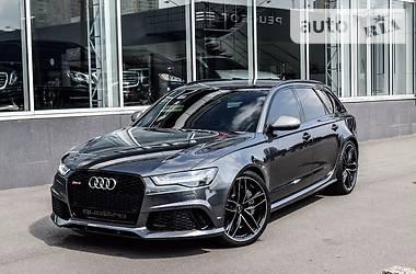 Audi RS6  2017