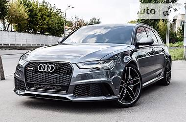 Audi RS6 Performance 2017
