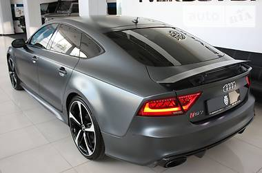 Audi RS7 BANG Ceramic 2013