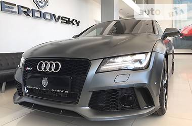 Audi RS7 PP performance 700+ 2013