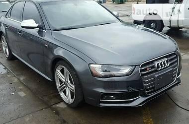 Audi S4 QUATTRO 2015