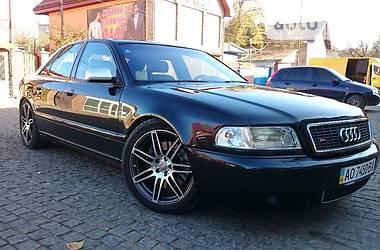 Audi S8 4.2i V8 2000