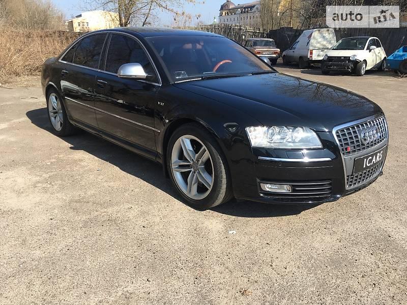 Audi S8 2008 року