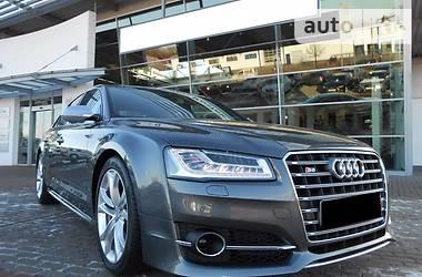 Audi S8 TFSI quattro  2015