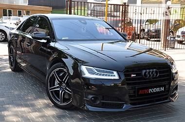 Audi S8 ABT BlackEdition 2016