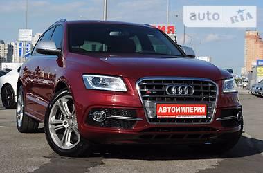 Audi SQ5 Exclusive 2014