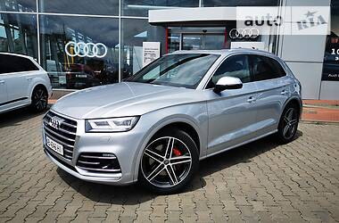 Audi SQ5 TOP 2018