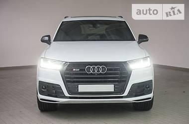 Audi SQ7 4.0TDI Quattro 2018