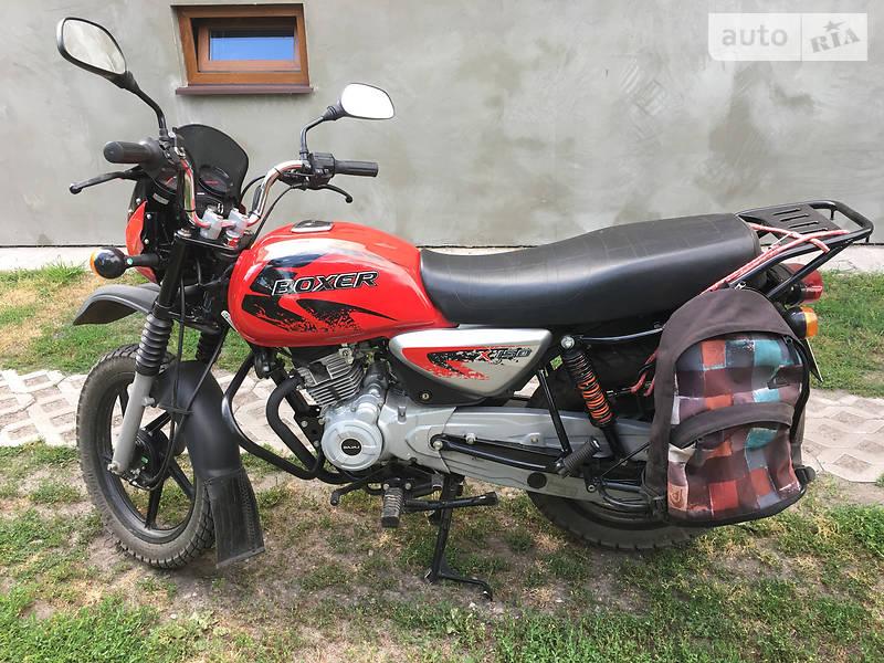 Bajaj Boxer X150