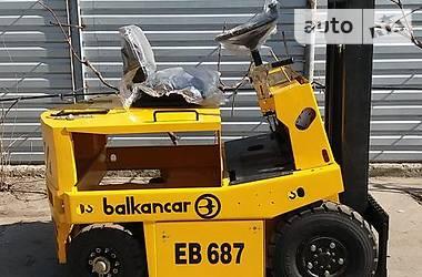 Balkancar EB 687 2016