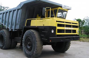 БелАЗ 7523  1991