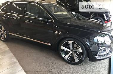 Bentley Bentayga Edition 2016