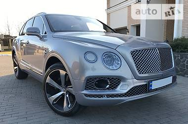 Bentley Bentayga First Edition 2016