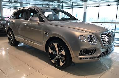 Bentley Bentayga W12 First Edition 2016