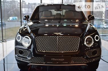 Bentley Bentayga W12 6.0 Biturbo 2016