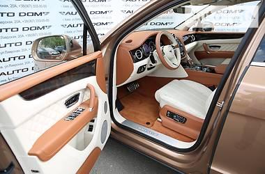 Bentley Bentayga FIRST EDITION 2016
