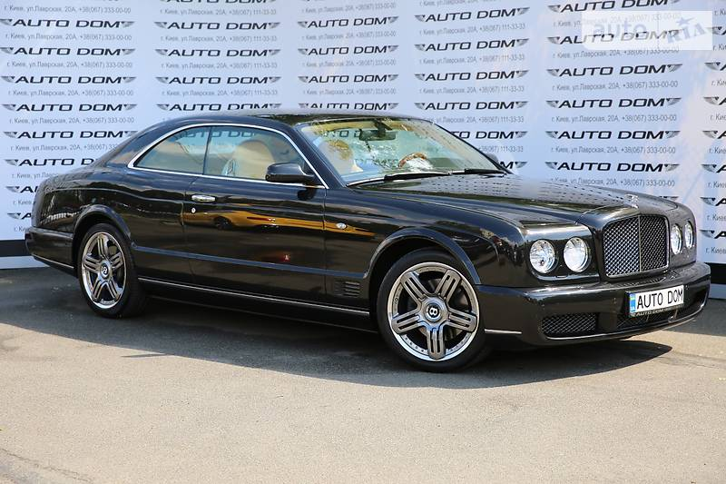 Bentley Brooklands 2009 року