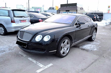 Bentley Continental GT V8  2005