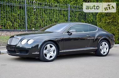 Bentley Continental GT V8  2005