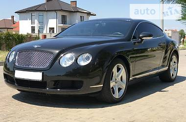 Bentley Continental GT V8 6.0 2008