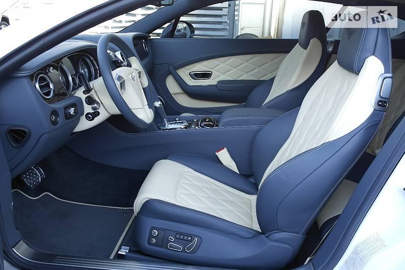 Bentley Continental GT V8 2014 року