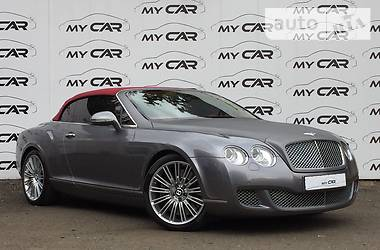 Bentley Continental GT SPEED Cabrio  2009