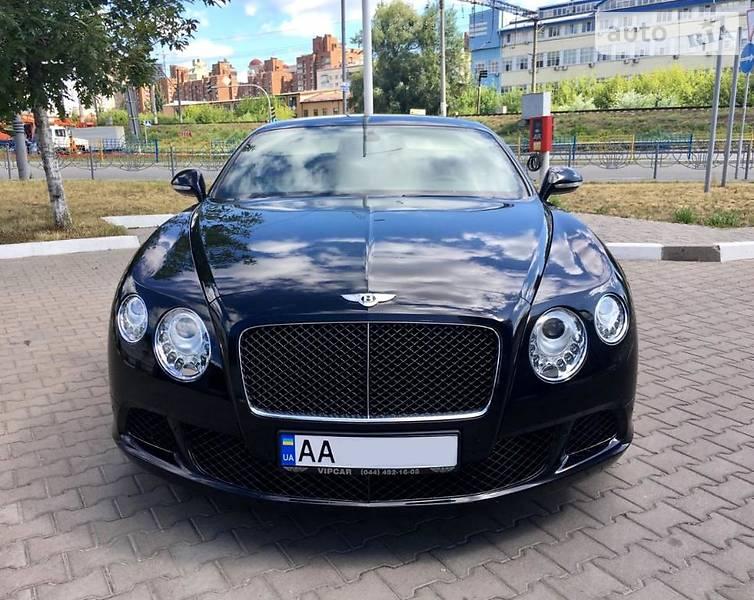 Bentley Continental GT 2013 року