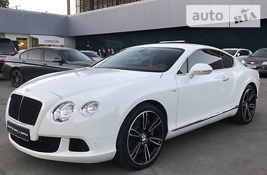 Bentley Continental GT W12 2014