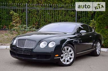 Bentley Continental GT   6.0 2005