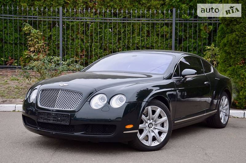 Bentley Continental GT 2005 року