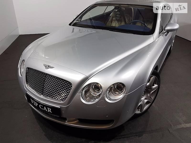 Bentley Continental GT 2007 року