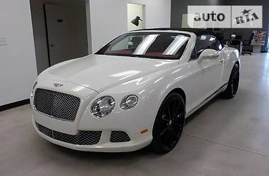 Bentley Continental GT Cabrio 4.0i V8  2013