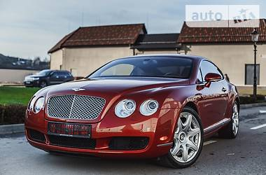 Bentley Continental GT Mulliner 2008