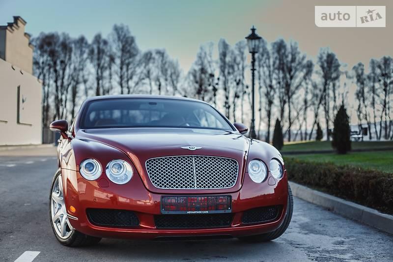 Bentley Continental GT 2008 року