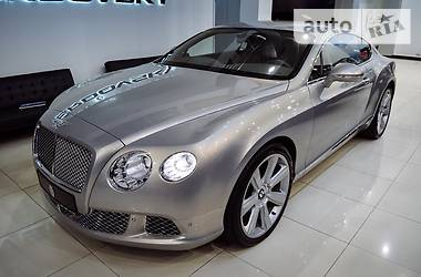 Bentley Continental GT First Edition 2011