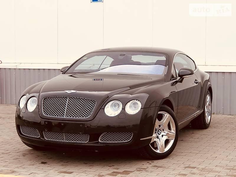 Bentley Continental GT 2005 року