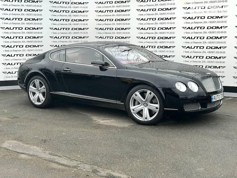 Bentley Continental GT 2005 года