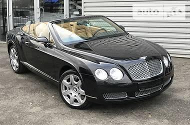 Bentley Continental GT CABRIO 2007