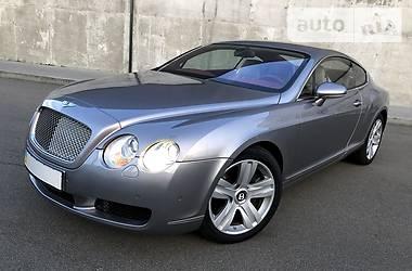 Bentley Continental GT MULLINER 2007