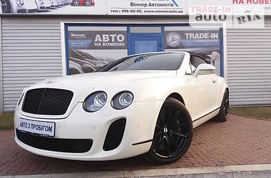 Bentley Continental Supersports W12 2011