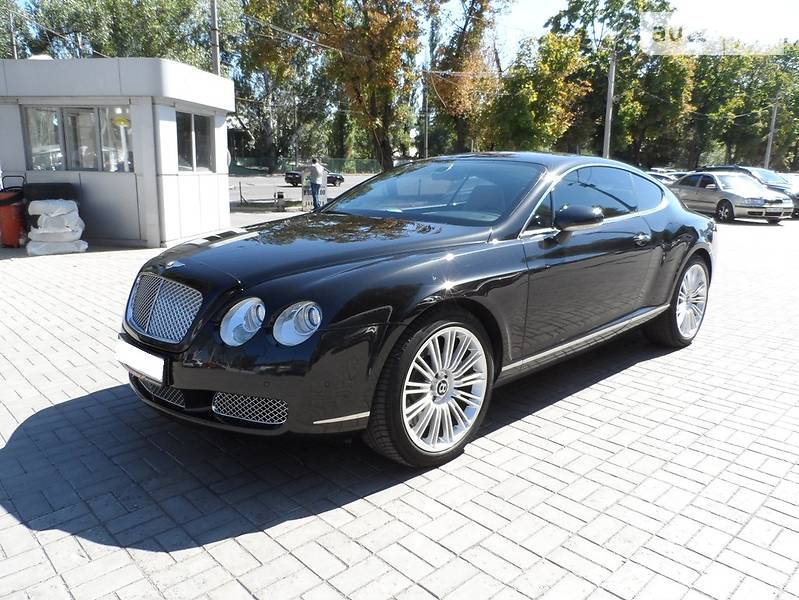 Bentley Continental 2004 года