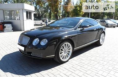 Bentley Continental GT 6.0 2004
