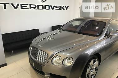 Bentley Continental GT W12 VIP CAR 2005
