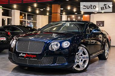 Bentley Continental GT 6.0 2012