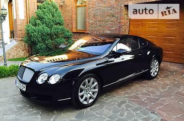 Bentley Continental GT 6.0 2005