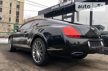 Bentley Continental GT SPEED MULLINER 2007